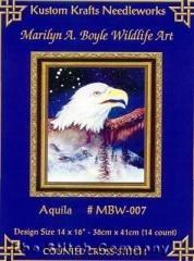 Aquila patroon kkl-mbw007