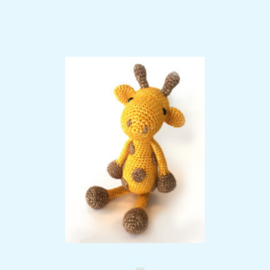Haakpakket George de giraffe - Hardicraft