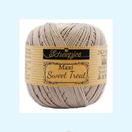 Scheepjes Maxi sweet treat  garen 406 soft beige - 25 gram