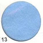 20110013 lichtblauw  vilt
