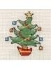 Borduurpakket jolly tree - Mouseloft