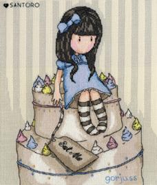 Sweet cake -Gorjuss bt-xg30