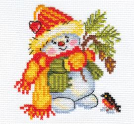 Little Snowman AL-00-059