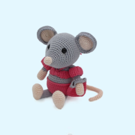 Haakpakket Daisy muis - Hardicraft