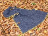 Haakpakket voor asymmetrische sjaal
