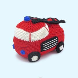 Haakpakket brandweerwagen - Hardicraft