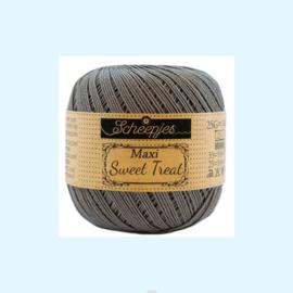 Scheepjes Maxi sweet treat garen 242 metal grey - 25 gram