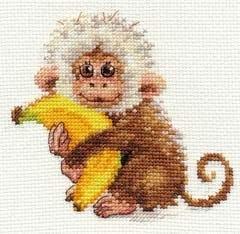 the monkey al-00-127