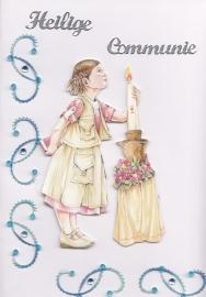 Communie meisje 2