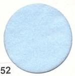 20110052 babyblauw  vilt