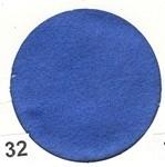 20110032 blauw  vilt