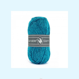 Durable glam - turquoise