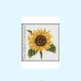 Borduurpakket sunflower - RTO