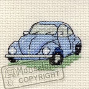 Borduurpakket VW Beetle - Mouseloft