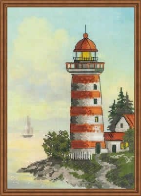 Borduurpakket lighthouse - Riolis