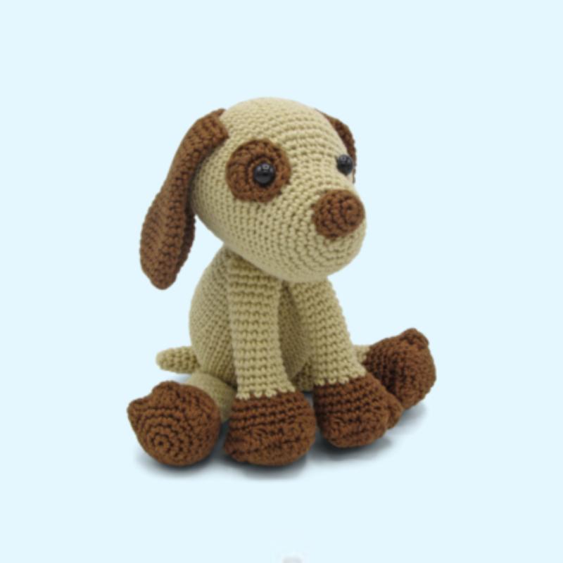 Haakpakket Fiep puppy - Hardicraft