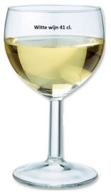 Wijn glas 41 cl per 15 stuks