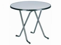 Terras tafel - Ø 85 cm.