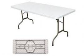 Buffet tafel te huur 180 X 80  cm.