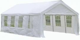 Party Tent afmeting 8 X 4  - Tent zelf opbouwen