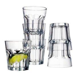 Waterglazen | Cocktailglas verhuur  per 3 stuks
