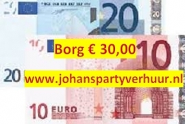 Borg 30 euro