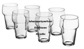 Bierglazen - 24 stuks