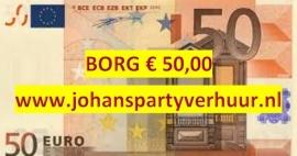 Borg 50 Euro