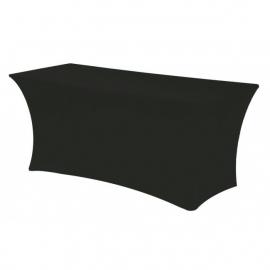 Cadeautafel = Buffettafel  + zwarte stretch rok