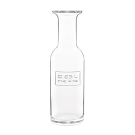 Wijnkaraf 0.25 L
