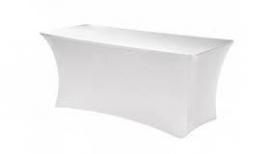Cadeautafel = Buffettafel  + Witte stretch rok