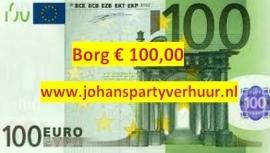 Borg 100 Euro