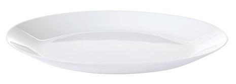 Platte Borden - 10 stuks - Ø 25