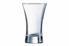 Borrel glas 3.4 cl. - 5 stuks