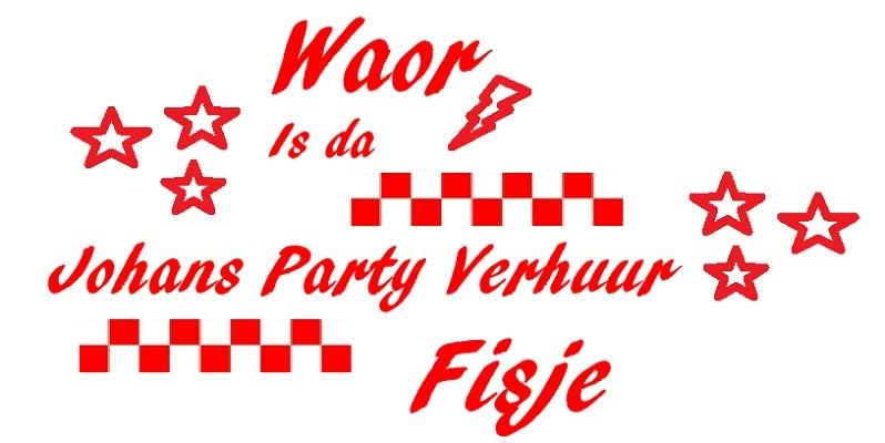 Johans Party Verhuurde verhuur - winkel voor ieder feest, Evenement of gelegenheid