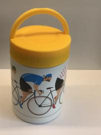 Thermospot fietsen