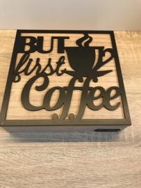Koffie capsule doos