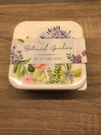 Lunchboxen botanicals gardens
