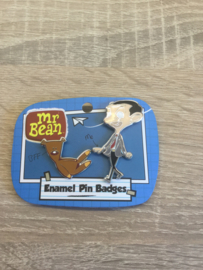 Pins/buttons mr bean