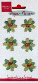 Paper Flowers Holly