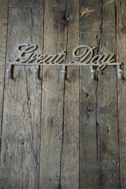 Great Days Coat  Hanger