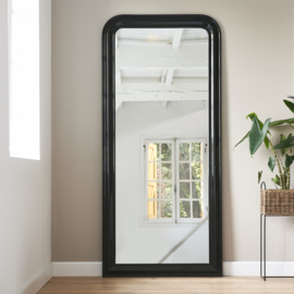 Riviera Maison Vendome Mirror Black 100x220cm