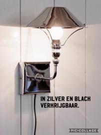 RM Sicily Wall Lamp Black