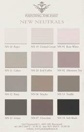Kleurkaart New Neutrals