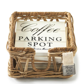 RM Parking Spot Coasters