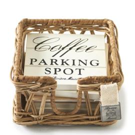RM Parking Spot Coasters