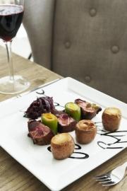 Buon Appetito Square Plate Bord 26 x 26