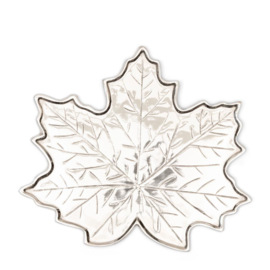 Maple  Leaf Serving Plate RM
