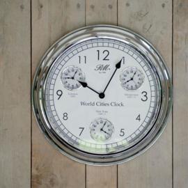 RM World Cities Clock