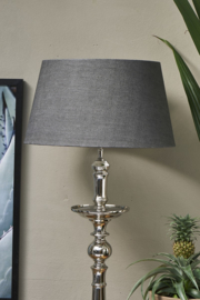 Riviera Maison Loveable Linen Lampshade Charcoal 35x45